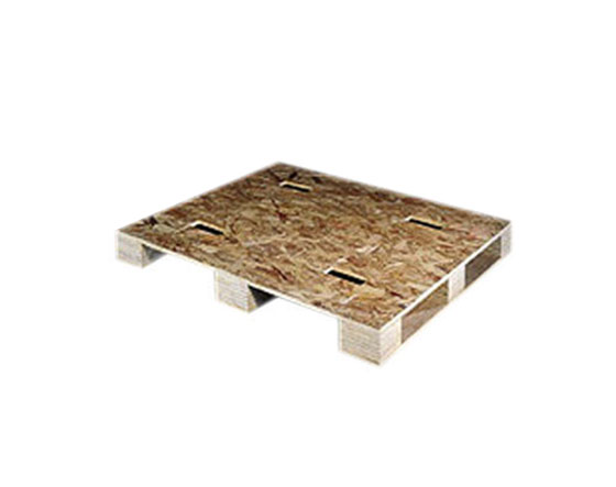 Pallets OSB (Face Simples) - Deleoni Embalagens e Pallets